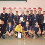 XIV Gminny Halowy Turniej Piłki Nożnej Drużyn OSP