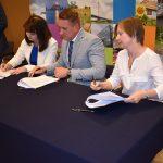 Umowa podpisana. Oczyszczalnia z kanalizacją sanitarną w Mochowie Parcele z unijnym dofinansowaniem.