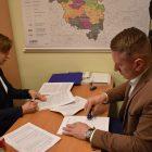 Podpisanie umów o dofinansowanie ze środków unijnych