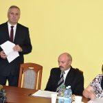 Wystąpienie Starosty Sierpeckiego podczas XXXV sesji Rady Gminy w Mochowie