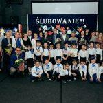 Uroczyste pasowanie na pierwszoklasistów w Mochowie