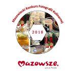 Mazowiecki Konkurs Fotografii Kulinarnej plakat