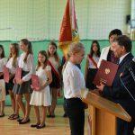 Zakończenie roku szkolnego w Mochowie