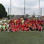 II gminny turniej w piłkę nożną